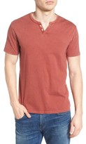Lucky Brand Men's Notch Henley T-Shirt