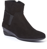 Amalfi by Rangoni Black Nobile Ankle Boot