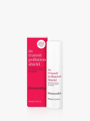thisworks® This Works In Transit Pollution Shield, 60ml