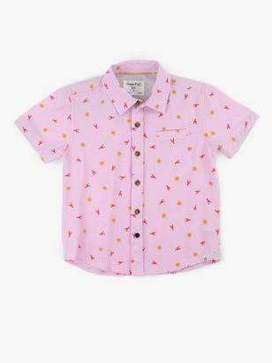 Sovereign Code Boys Pismo Button Down Shirt