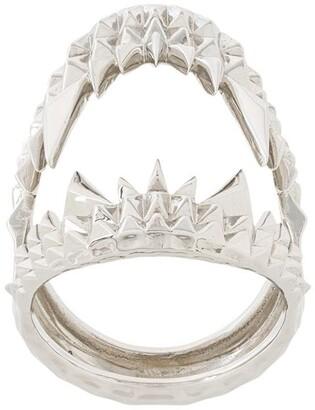 Kasun London Vampire Biter Ring