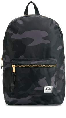 Herschel Settlement camouflage print backpack