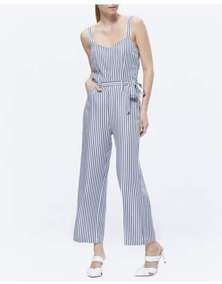 Paige Emma Jumpsuit - Twill Stripe