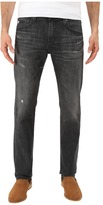 AG Adriano Goldschmied Matchbox Slim Straight Denim in 9 Years Drive