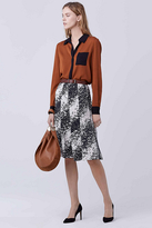 Diane von Furstenberg Nolita A-line Skirt