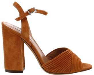 Tabitha Simmons Kali Suede Slingback Sandals
