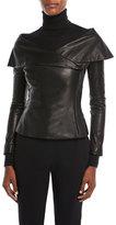 Ralph Lauren Maxine Leather Jacket