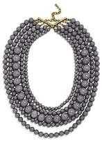 BaubleBar Globe Strands Layered Necklace, 18
