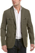 J. Lindeberg Hopper Slim Fit Wool Sportcoat