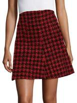 RED Valentino Ciliegia Mini Skirt