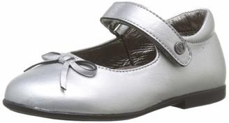 Naturino Girls Ankle Strap Ballet Flats