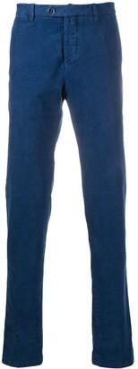 Kiton Straight-Leg Corduroy Trousers