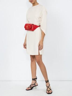 Chloé Short Peak Sleeve Day Dress