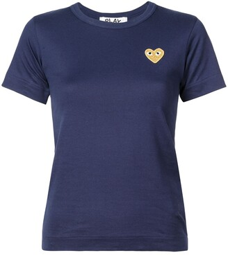 Comme des Garcons 'Gold Heart' T-shirt