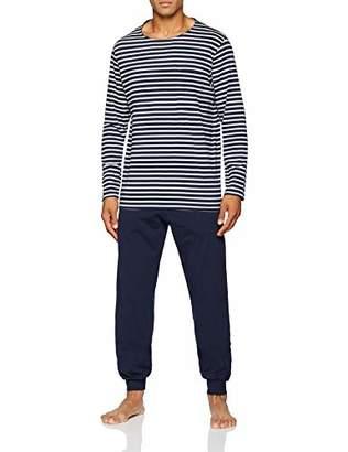 Seidensticker Men's Anzug Lang Pyjama Sets,(Size: 054)
