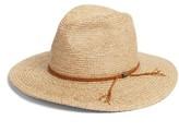 Brixton Women's Sandoz Straw Hat - Beige
