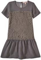 Appaman Mary Dress (Toddler/Kid) - Steeple Grey-6