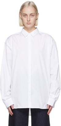 Totême White Lago Shirt