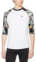 Vans Men's Raglan T-Shirt,X-Small