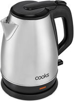 JCPenney Cooks Stainless Steel Electric Kettle