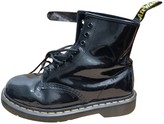 Dr. Martens Black Patent leather Ankle boots