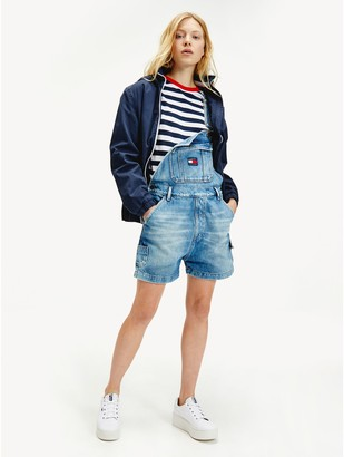 Tommy Hilfiger 100% Recycled Cotton Overall Short