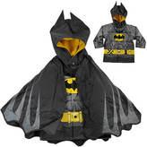 Western Chief Boys' Batman Caped Crusader Raincoat