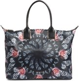 Ted Baker Dynamic Butterfly Print Tote - Black