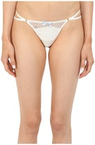 L'Agent by Agent Provocateur Kaylee Tie Side Brief Women's Lingerie
