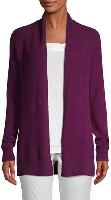 Saks Fifth Avenue Cashmere Open-Front Cashmere Cardigan
