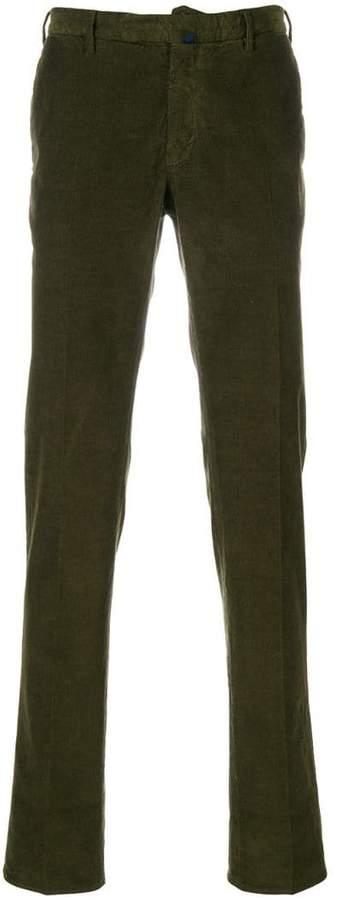 Incotex regular fit trousers