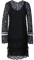 Maiyet longsleeved lace dress - women - Nylon - 0
