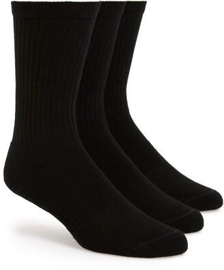 Nordstrom 3-Pack Athletic Socks