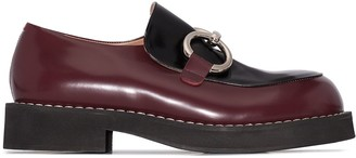 Marni Two-Tone Chunky Loafers