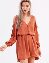 The Fifth Label The Nightingale Long Sleeve Dress