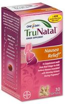 One A Day® TruNatalTM 30-Count Nausea Relief Ginger Supplement