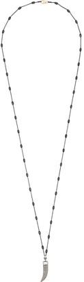 Nickho Rey Diamond Claw Necklace