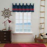 Rugby Tab Top Window Valance