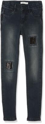 Name It Girl's Nkfpolly Dnmtessa 3080 Pant Jeans