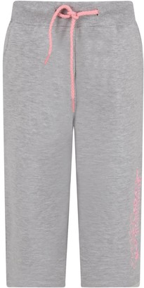 Dimensione Danza Grey Trousers With Logo For Girl