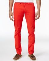 Ben Sherman Men's Slim-Fit Stretch Chinos, Only at Macy's