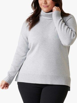 Forever New Curve Maddie Jumper, Grey