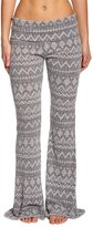 Lucy-Love Lucy Love Nordic Mountain Roll Down Super Flare Pant 8148147