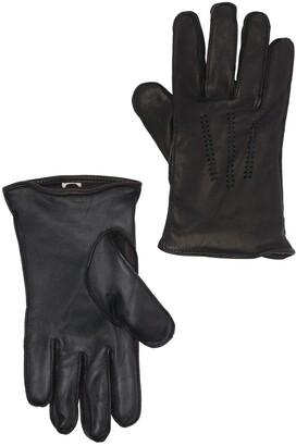 UGG Wrangell Faux Fur Lined Smart Gloves