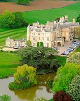 Virgin Experience Days Dumbleton Hall One Night Break for Two