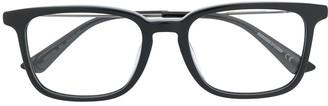 McQ Angular Glasses