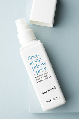 thisworks® This Works Deep Sleep Pillow Spray By This Works in Blue