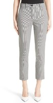 Michael Kors Women's Samantha Houndstooth Pants