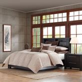 Bed Bath & Beyond Metropolitan Home Eclipse King Comforter Set in Taupe