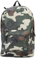Wesc Chaz camouflage backpack - men - Polyester - One Size